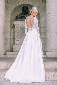 Clearance Wedding Dresses Us8 Clearance Long Sleeves Boho Wedding Dresses 2017 Backless
