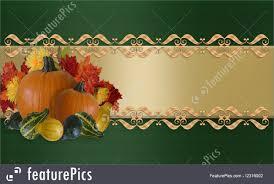 halloween background with border holidays thanksgiving autumn fall border stock illustration
