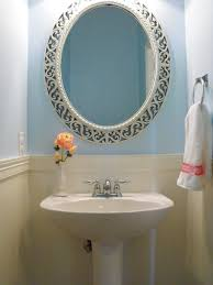 Teal Powder Room A Little Of This A Little Of That Powder Room Reveal