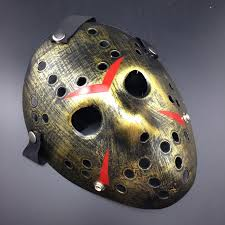 Jason Mask Aliexpress Com Buy High Quality Jason Mask Cosplay Halloween Cs