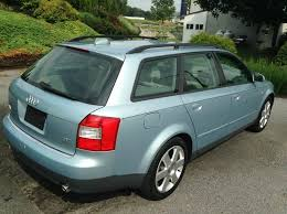 2004 audi station wagon 2004 audi a4 station wagon awd for sale 11 used cars from 4 990