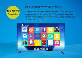 Led Tv Box Design Tanix Tx3 Pro Android 6 0 Marshmallow Amlogic S905x Tv Box