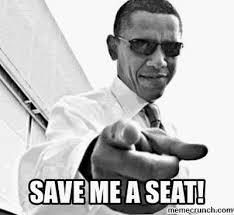 Save Me Meme - me a seat