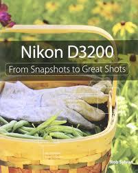 nikon d3200 rob sylvan amazon com mx libros
