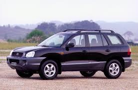 weight of hyundai santa fe hyundai santa fe specs 2000 2001 2002 2003 2004 autoevolution