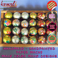 glitter vibrant color wholesale christmas ball decorations