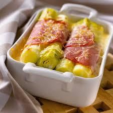 poireaux cuisiner recette gratin de poireaux au bacon