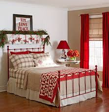 Best  Christmas Bedroom Decorations Ideas On Pinterest - Creative decorating ideas for bedrooms