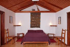 Schlafzimmer La Luna M El Casa Muna In La Dama La Gomera