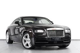 roll royce 2015 used 2015 rolls royce wraith 2dr auto for sale in midlothian