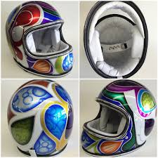 custom painted motocross helmets custom motorcycle helmets it u0027s time for a badass custom helmet