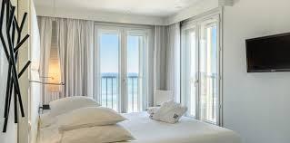 chambre vue sur mer chambre supérieure vue sur mer le grande plage à biarritz