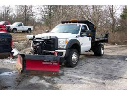 used ford work trucks for sale ford plow trucks spreader trucks for sale used trucks on