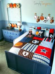 Sports Toddler Bedding Sets Sports Themed Bedroom All Sports Themed Room Sports Themed