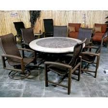 Tropitone Patio Table Tropitone Patio Furniture Family Leisure