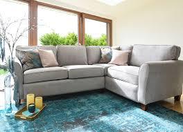 Modern Corner Sofa Bed Modern Light Grey Corner Sofa Turin