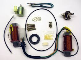 Honda Atc 70 Stator Wiring Diagram Tbparts Stator Assembly For Ct70h K0 U0026 K1 And Sl Xl70 With
