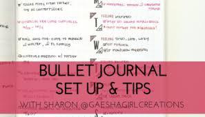 5 more bullet journal hacks u2013 pretty prints u0026 paper