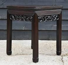 chinese rosewood side table antique chinese rosewood tables loveantiques com