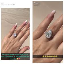 ring engaged amrezy is engaged y all this ring beautyguruchatter
