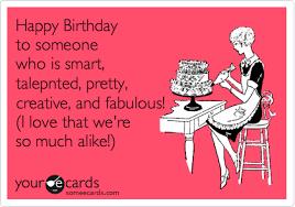 free birthday ecard happy birthday to someone who is smart