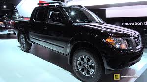 frontier nissan lifted 2015 nissan frontier pro 4x exterior and interior walkaround
