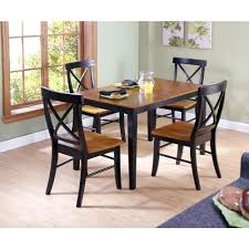 international concepts shaker extendable dining table round