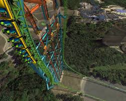 Kingda Kong Six Flags Six Flags Great Adventure Announces World Record Breaking Ride For