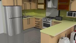 design a kitchen online free 3d