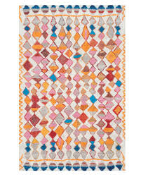 Multi Colored Shag Rug Magic Potion Moroccan Shag Rug Traditional Home And Colors