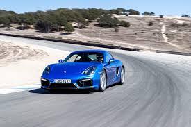 2015 porsche cayman gts boxster gts track drive motor trend