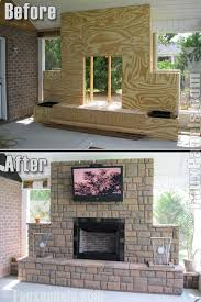 how to outdoor fireplace outdoor ideas build your own outdoor fire place