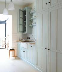 unfitted kitchen furniture very pale green kitchen room kitchen traditional pinterest