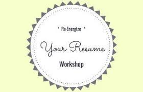 One Day Resume Workshops Alberni Valley Employment Centre