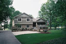 creative split level exterior makeover images home design
