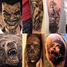 Half Forearm Sleeve - 41 amazing sleeve tattoos that will help in a bold statement