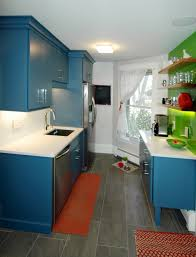 How To Remodel A Galley Kitchen Somerville Kitchen Remodel Before U0026 After