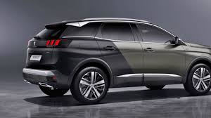 pershow car peugeot 3008 2017 the car of the year 2017 youtube