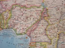 University Of Illinois Map Cameroons U2014 1948 Map Library University Of Illinois At Urbana