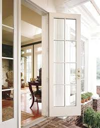 Out Swing Exterior Door Patio Doors Outswing Homely Design Barn Patio Ideas