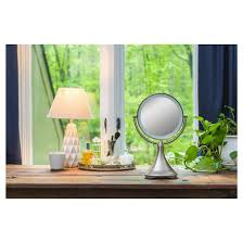 Two Sided Vanity Mirror Ihome 9