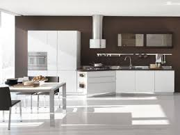 ingenious idea white brown kitchen designs and cabinets on home