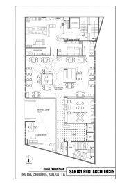 gallery of chrome hotel sanjay puri architects 6 hotelfirst floor