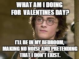 Harry Potter Valentines Meme - harry potter imgflip