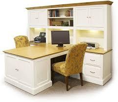 Partner Desk With Hutch Partner Desks Search Sided Desks Pinterest
