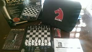 amazon com excalibur electronic 911e 2 kingmaster ii chess
