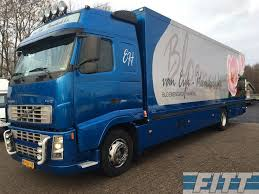 volvo fh12 380 bloemen verkoop refrigerated trucks for sale