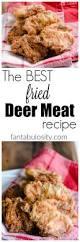 how to cook deer meat fried deer meat recipe fantabulosity