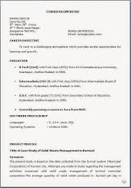 Format For A Resume For A Job by Job Resume For Gamestop Idr Group