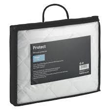 Sofa Bed Mattress Protector by Protect Super King Mattress Protector Buy Now At Habitat Uk
